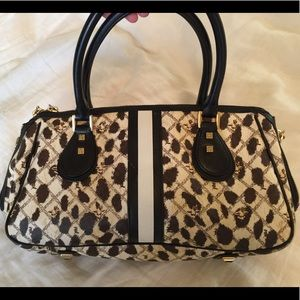 L.A.M.B by Gwen Stefani handbag. leopard/cheetah